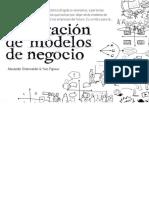 Generacion de Modelos de Negocio