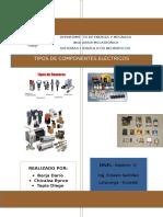 Tipos de Componentes Electricos