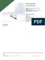 dwAw Hook Test SimulationXpress Study 1