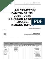 PELAN STRATEGIK PANITIA SAINS 2016-2020.doc