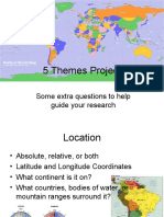 5 Themes Project