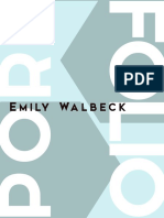 Emily Walbeck P9 Portfolio