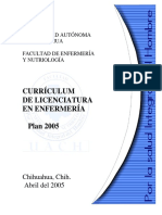 Curriculum Licenf