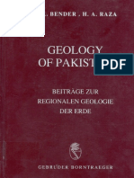 11237 Geology of Pakistan Contents