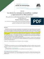 Martínez González, Roberto. Los Dioses No Entienden Las Metáforas...