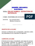 Clase 1-Estructura de Los Materiales