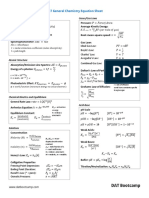 Chemistry+Equation+Sheet