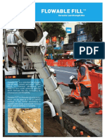 Flowable Fill Brochure