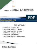 SAS Visual Analytics Training
