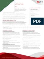 Trend Micro_iDLP Datasheet