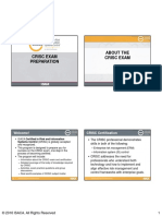 About the CRISC Exam.pdf