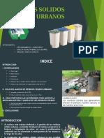 Residuos Solidos Urbanos Expo
