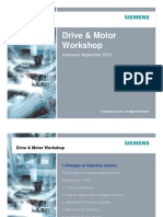 Drive & Motor Workshop