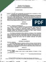 CMO-No.45-s2006 Faculty Development Program