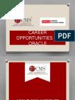 Career Opportunities In Oracle