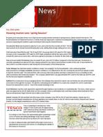 DBD News April 2010 update