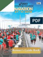 2016 Runners Guide