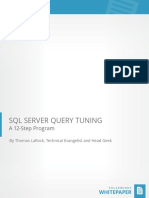 Steps SQLServer Query Tuning WP Jun2015
