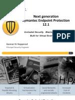 Symantec Nye Veier Innen EndpointProtection