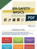 Cybersafety Basics