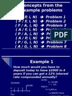 Engineering Economy Lecture