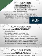 CONFIGURATION MANAGEMENT.odp