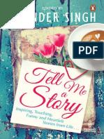 Tell Me a Story_ Inspiring, Tou - Ravinder Singh