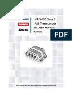 NAIS-400 AIS Kullanım Klavuzu