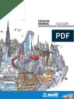 Catalog Genera MAPEI_2015
