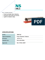 7MH7126 SIEMENS MILLTRONICS MLC BELT SCALE