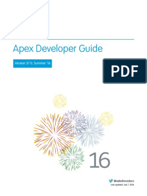 salesforce_apex_language_reference pdf | Salesforce Com