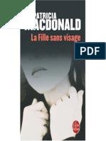 Patricia Macdonald - La Fille Sans Visage