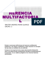 Herencia Multifactorial Andres
