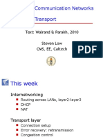 Cs143 Lecture5 Transport