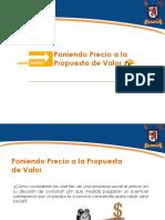 EL PRECIO Y CANALES DE DISTRIBUCIÓN