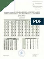 Plantillas Respuestas Guardia Civil 2014
