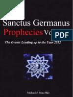Sanctus Germanus Prophecies V1 & V2
