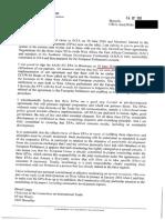 EPA Letter of Malmström to Lange 4 July 2016