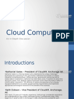 Cloud Computing definition