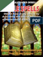 Bible Spells William Alexander Oribello