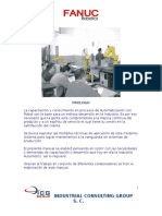 Estandar de Ford Manual Fanuc