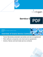 PPT Service Contracts