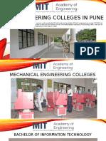 Civil Engineering Colleges in Pune