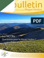 bulletin de la CCMV n°9