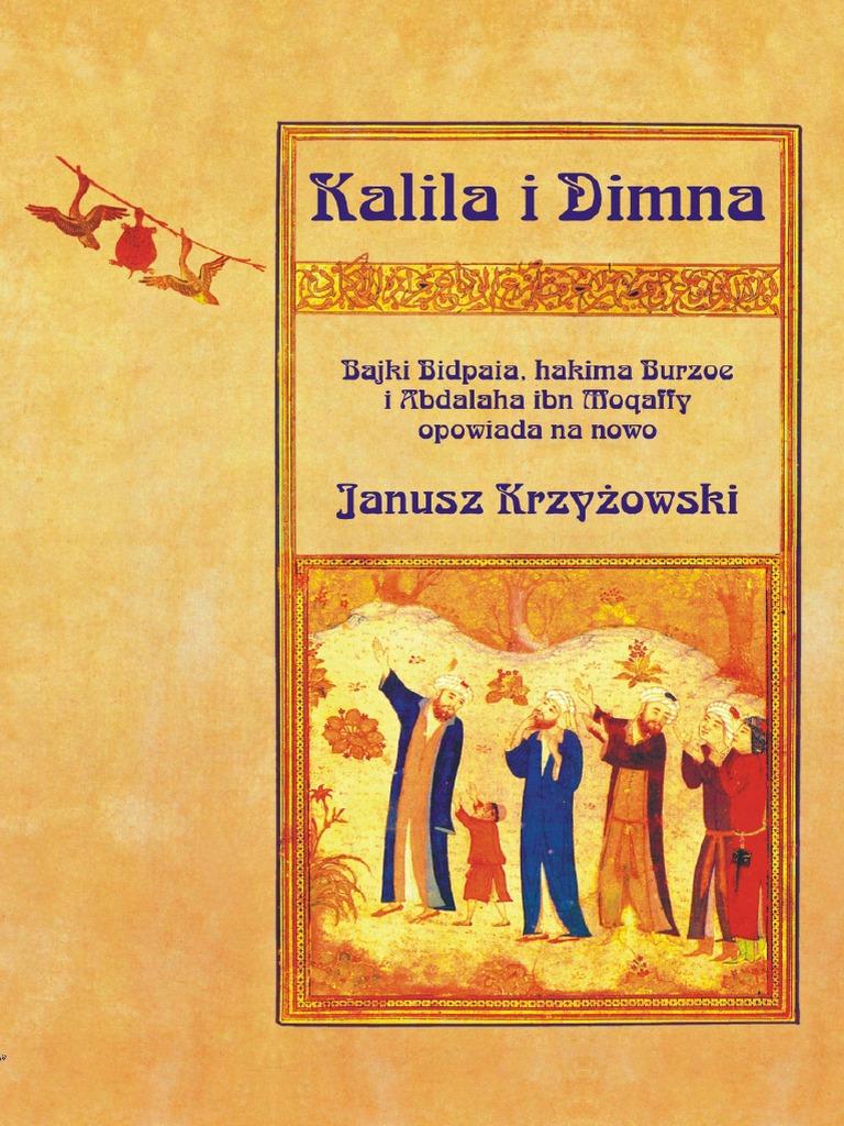 Kalila E Book