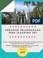 Panduan peer 2016