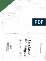La Classe de Langue - Christine Tagliante (parte 1).pdf