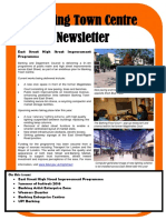 Barking Town Centre Newsletter
