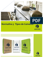 Normativa_tipos_cemento Ntc 121 - ASTM 1157
