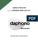 Daphono Records - Ein Musiklabel stellt sich vor